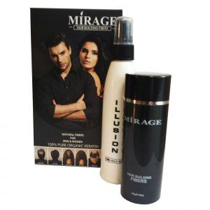 Mirage Hair Building Kit